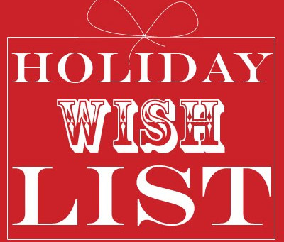 CGLH 2019 Holiday Wish List
