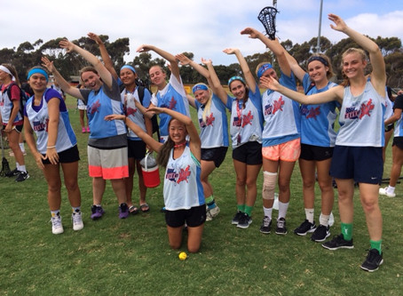 Wave Players Thrive at Elite 150 Camp