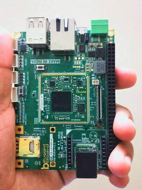 RuggedBoard-A5D2x with 4GB eMMC