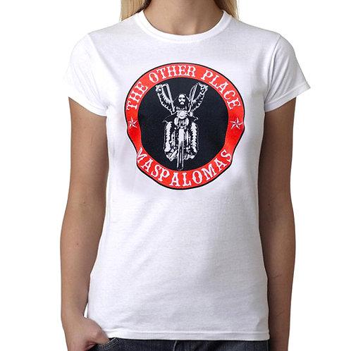 The Other Place Maspalomas Ladies T-Shirt.