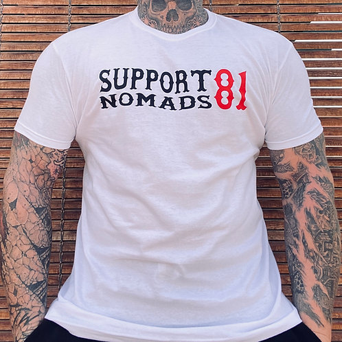 Support 81 Basic T-Shirt