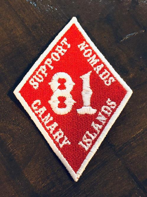 Support 81 Nomads CI Diamond Patch