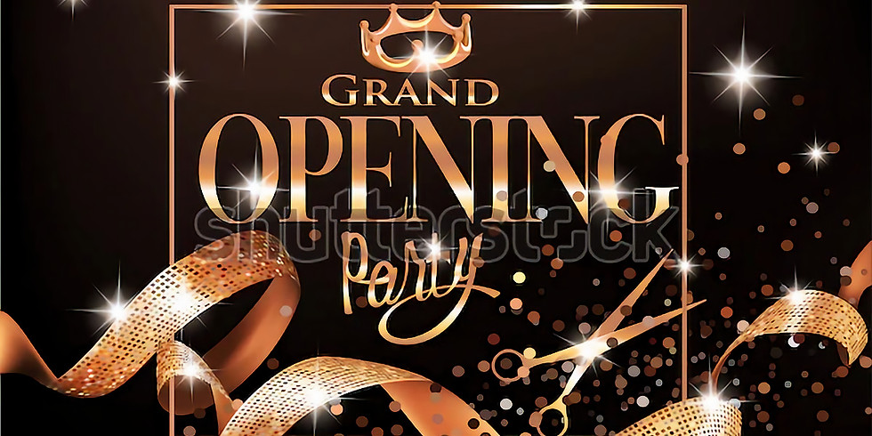 Grand Opening Party Teil 1 *ABGESAGT*