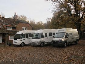 wokingham Motorhomes, Gorrick Cottage