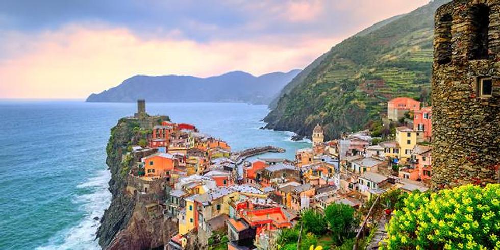 Table Italiano Wine Dinner: Explore Liguaria