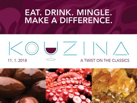 CityGate Grille & Che Figata featured at NHM Kouzina plus CityGate Grille sponsors local GreekFest