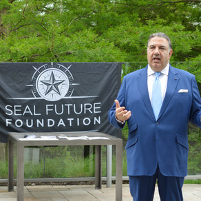 Calamos supports SEAL Future Foundation with reception at CityGate Grille