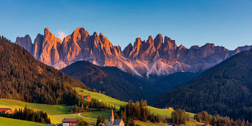 Table Italiano Wine Dinner: Explore Alto-Adige/Trentino