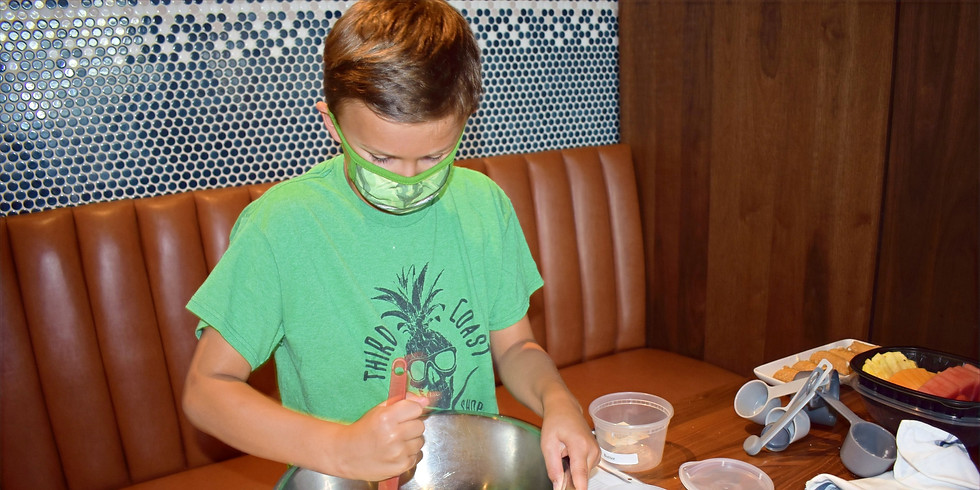 Che Figata Kids: Holiday Cookies!