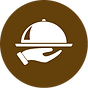 catering icon tap brown.png