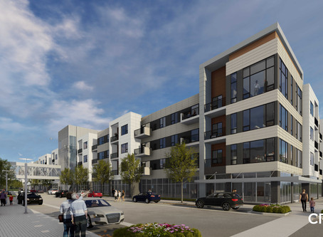 Planning & Zoning unanimously approves residential building at CITYGATE