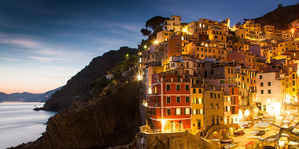 N2 Publishing exclusive Table Italiano Wine Dinner: Explore Liguaria