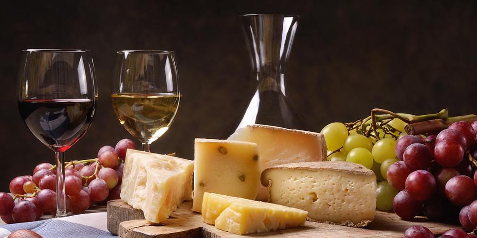 Artisanal Cheese & Wine Class