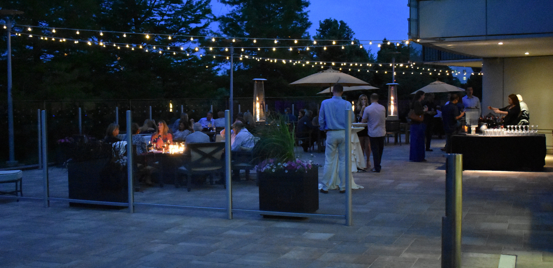 CityGate Grille Patio event
