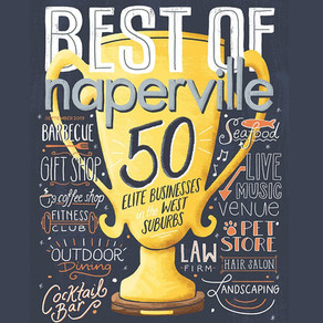 Five CITYGATE businesses named Best of Naperville