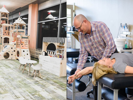 Playroom Cafe Two & Integrated Physical Medicine come to CITYGATE