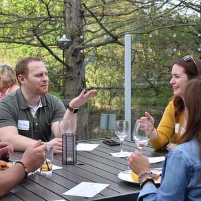 Food & wine on the patio: Hotel Arista & CityGate Grille host seasonal kickoff