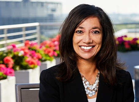 CALAMOS WEALTH MANAGEMENT'S ANITA KNOTTS RECEIVES DIVERSITY & INCLUSION AWARD