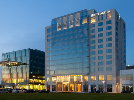 Hotel Arista named to most beautiful hotel list