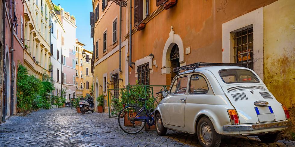 Table Italiano Wine Dinner: Lazio