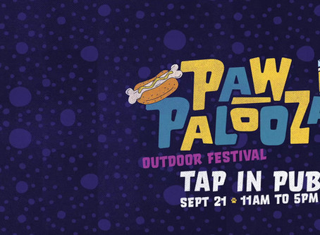 Tap In Pub presents PAWPALOOZA fest for the Naperville Area Humane Society
