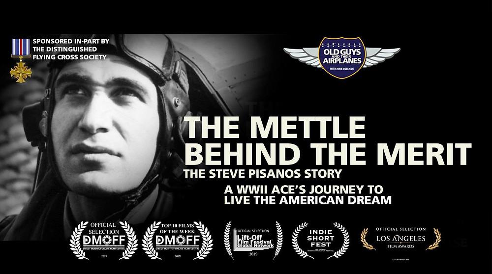 Steve Pisanos film poster