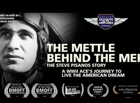 Calamos Investments sponsors premiere of WWII film, The Mettle Behind the Merit, in Chicago Oct. 3