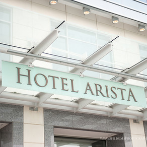Hotel Arista is the best hotel in the suburbs, according to US News & World Report
