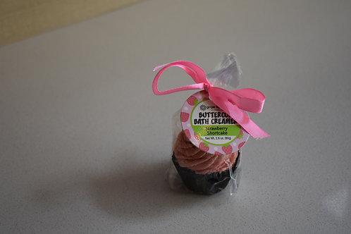 Bath Creamers - Strawberry Shortcake
