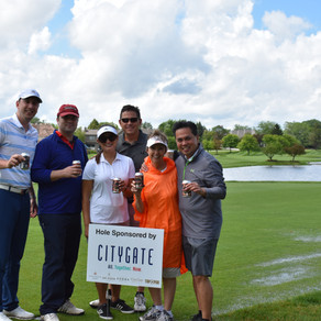 CITYGATE proudly sponsors Hole No. 1 @ NACC golf outing
