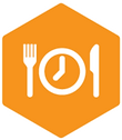 clock-meal icon