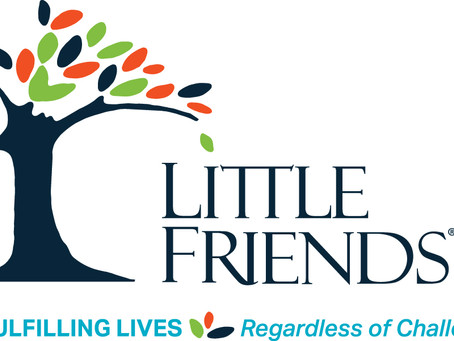 """Dinner with Friends"" to seed Little Friends Giving Tree holiday program"