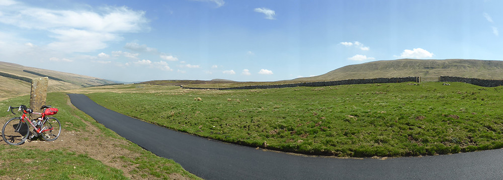 Views of Great Whernside, Yorkshire Dales