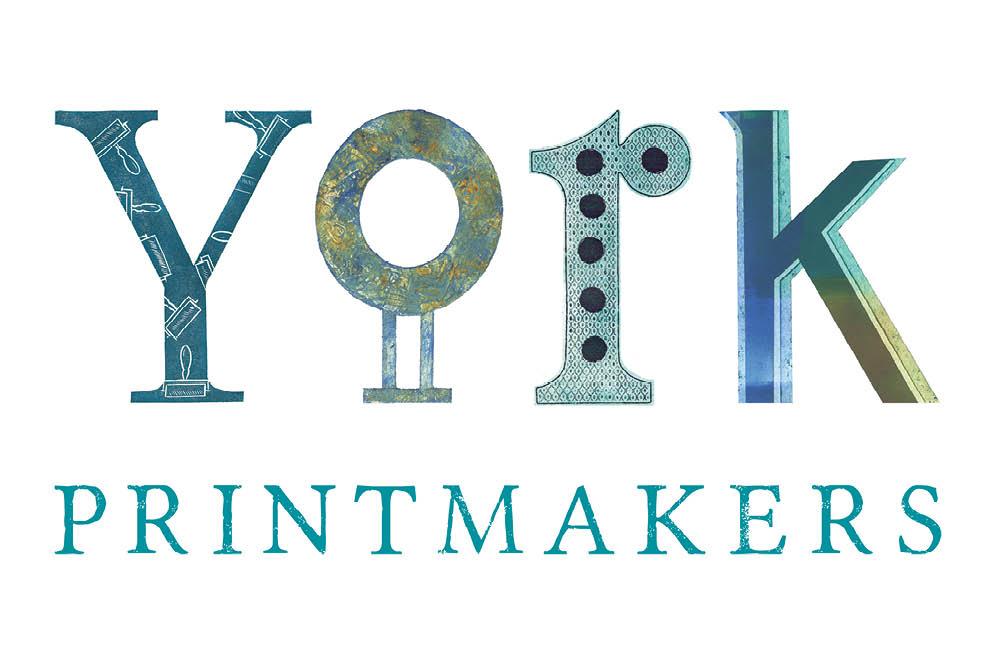 York Printmakers logo