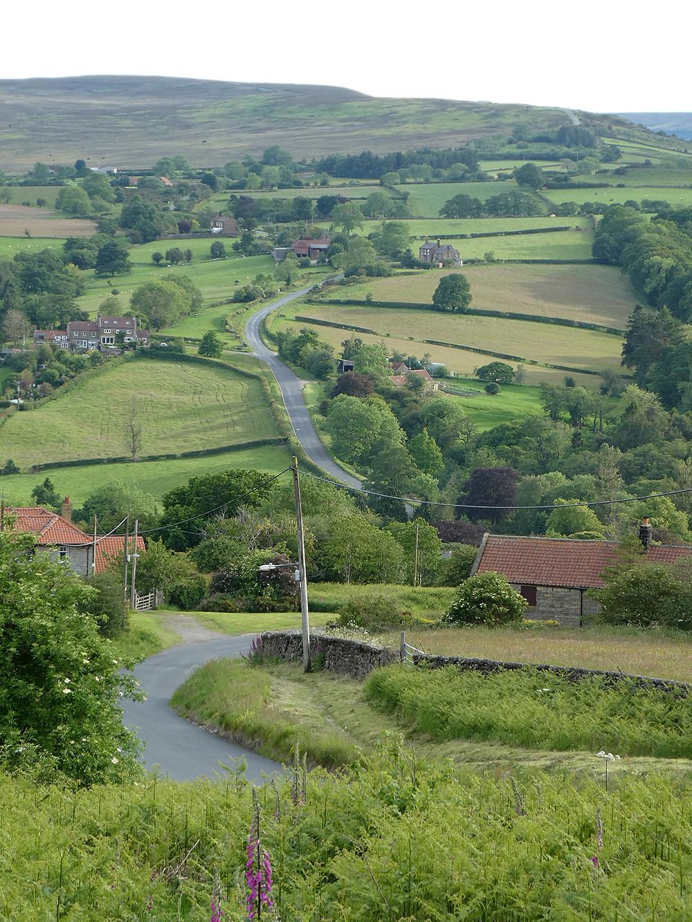 Lealholm, Esk Valley, North York Moors