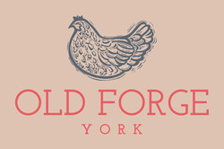 Old Forge York branding