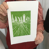 2 March 2019  - Introduction to linocut printing