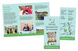 Beetle Bank Farm leaflet