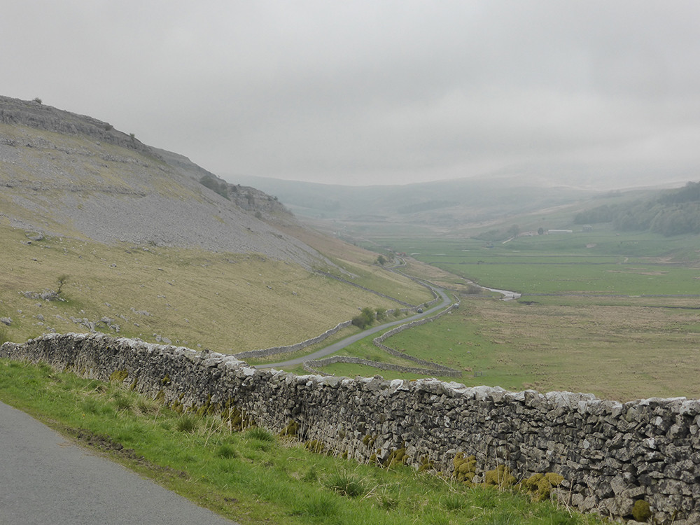 Ingleton to Dent road, Yorkshire Dales