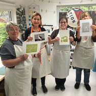 1 June 2019  - Introduction to linocut printing