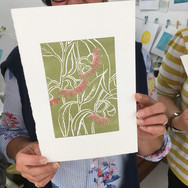 23 Jun 2019  - Introduction to linocut printing