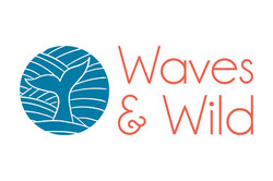 Waves and Wild logo