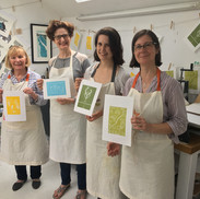 20 May 2019 - Introduction to linocut printing