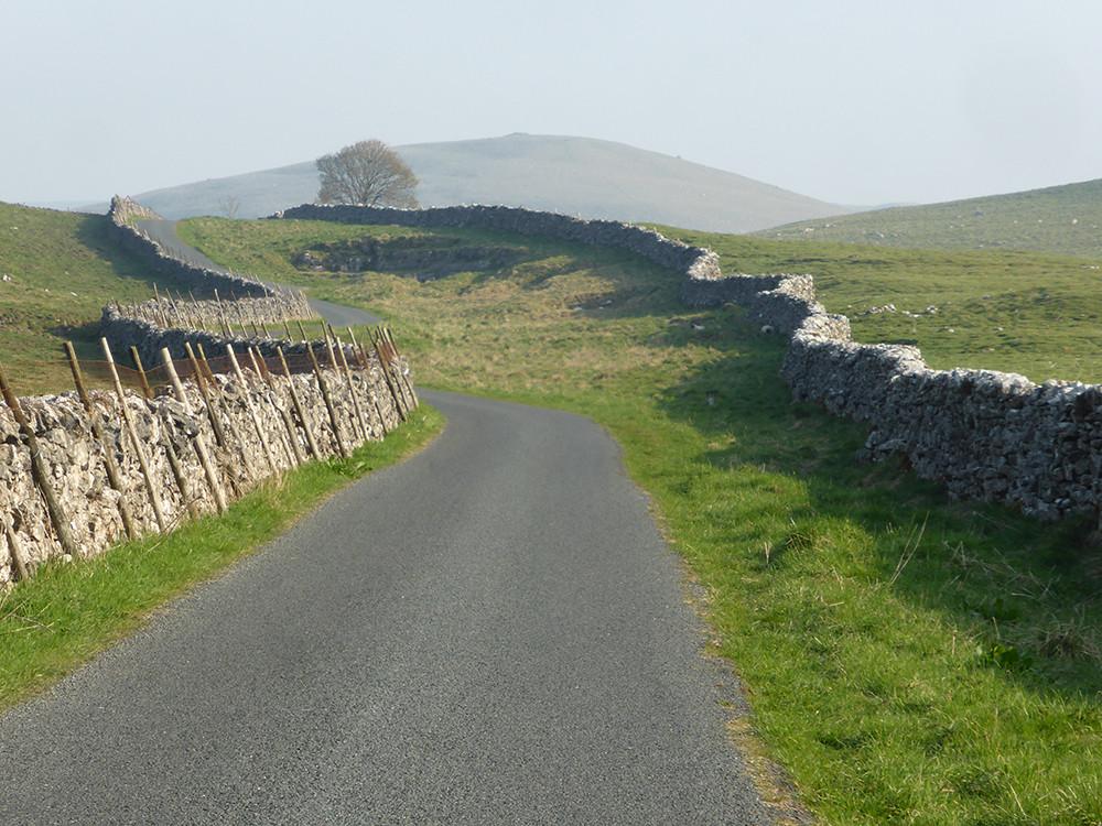 Towards Malham Tarn, Yorkshire Dales