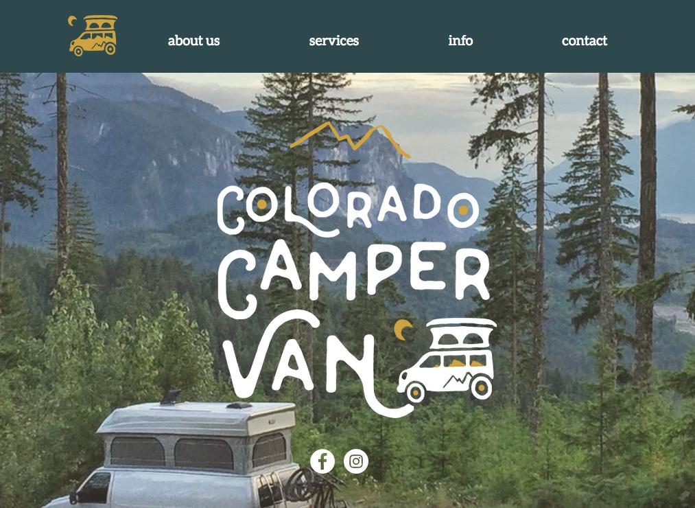 Custom Camper Vans | Loveland, CO | Colorado Camper Van