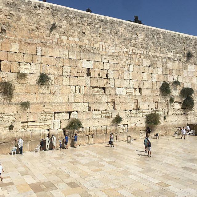 #visitisrael #jerusalem #murdeslamentati
