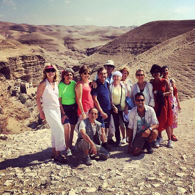 #visitisrael #judeandesert #monastere #d