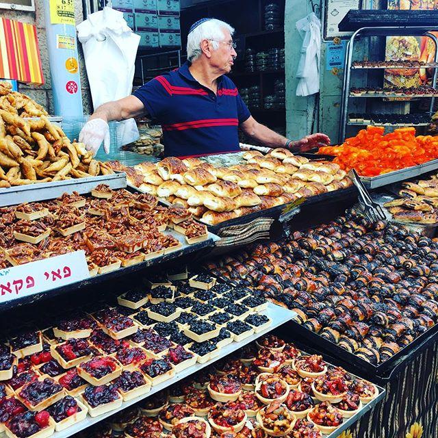 #visitisrael #jerusalem #marche #mahaney