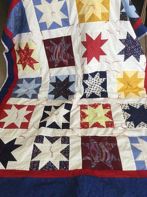 USA Stars - Patriotic