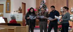Singing at Immanuel